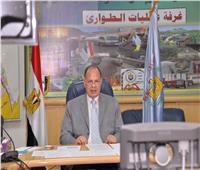 محافظ أسيوط يطمئن رئيس الوزراء باستقرار الأوضاععبر الفيديو كونفرانس