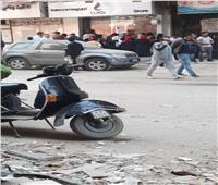 امسك مخالفة| زحام على شركات المحمول والأدوات المنزلية في الهرم