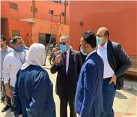 """""""أبوالغيط"""": متابعة دائمة ومستمرة لقطاع المستشفيات بجامعة الأزهر لمواجهة كورونا"""