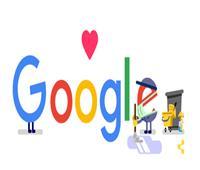 شكرا لموظفي الحراسة والتعقيم.. «جوجل» يحارب كورونا من جديد