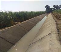 عبد العاطى: 183 مليون جنيه لتطوير الري في زمام 7476 فدان