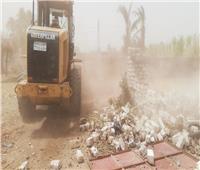 صور وفيديو.. الحكومة تتعامل بحسم مع مخالفات البناء فى جميع المحافظات