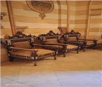 عرض مجموعة من مقتنيات الإمبراطورة «أوجيني» في متحف هيئة قناة السويس