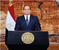 الرئيس السيسي يتابع مع مدبولي ووزير الزراعة مشروعات استصلاح الأراضي