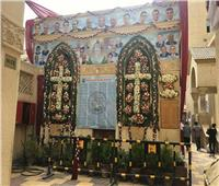 الاحتفال بالذكرى الثالثة لشهداء طنطا بدون حضور شعبي