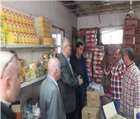 غرفة شمال سيناء: توافر السلع والخضروات في الأسواق
