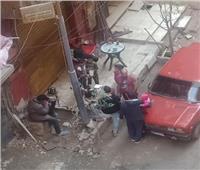 امسك مخالفة| مقهى يخالف قرار رئيس الوزراء في عزبة النخل