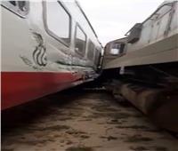 «السكة الحديد» تكشف حقيقة تصادم قطارين بمرسى مطروح