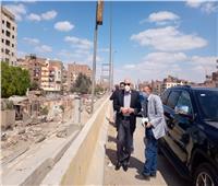 صور| محافظ الجيزة يقود حملات إزالة مخالفات البناء بجنوب والعمرانية والطالبية