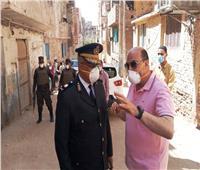 محافظ أسوان يقرر خضوع عمارتين للحجر الصحي