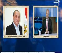 محمد الأمين: أطالب جميع القادرين من المصريين بمساعدة المتضررين من أزمة كورونا