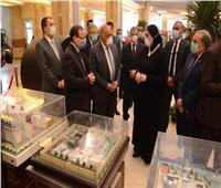 التجارة والعربية للتصنيع يبحثان تنفيذ خطة الدولة لتعميق التصنيع المحلي