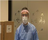 «أهل مصر» تتعاون لإنتاج قناع واقي لإمداد المستشفيات في ظل انتشار كورونا