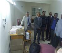 «صحة الغربية»: تجهيز المدينة الجامعية للعزل الصحي للمصابين بكورونا