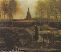 فيديو  لحظة سرقة لوحة «فان جوخ» من متحف بهولندا