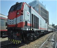 حركة القطارات| 70 دقيقة متوسط تأخيرات القطارات على خط «طنطا - دمياط»