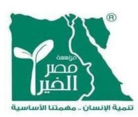 الثلاثاء.. تسيير قافلة لمصر الخير تضم 500 طن مواد غذائية لـ17 محافظة