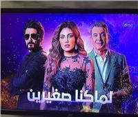 مصرع نسرين أمين يفتح النار علي خالد النبوي «لما كنا صغيرين»