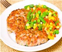 «دايت رمضان».. «برجر الخضروات» مذاق شهي بدون سعرات