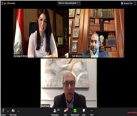 وزيرة التعاون الدولي: نجاح مصر فى الإصلاح الاقتصادي ساهم فى امتصاص الآثار السلبية لفيروس كورونا