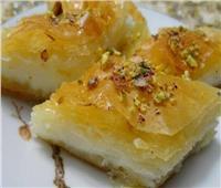 حلويات رمضان| طريقة عمل «البغاشة الدمياطي» بطعم شهي ولذيذ