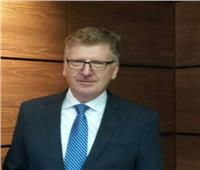 سفير الاتحاد الأوروبي يدين حادث تفجير بئر العبد الإرهابي