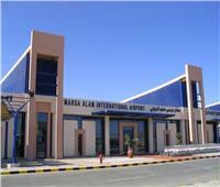 مطار مرسى علم يستقبل 164 مصريا من العالقين بأوكرانيا