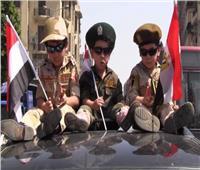 حكايات  كيف يرى الأطفال الجيش المصري؟.. مفاجآت لأبناء الابتدائي والإعدادي