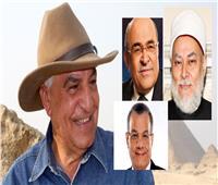 مصطفي الفقي: تم الصلح بين زاهي حواس وعلي جمعة