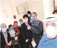 إصابة 9 من أسرة واحدة بالبحيرة.. وعزل 370 أسرة بالشرقية و4 قرى بالفيوم