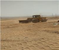 """""""الإسكان """": جار تنفيذ أعمال المرافق بالمنطقة الصناعية بمدينة أخميم الجديدة"""
