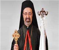 الكاثوليكية تهنئ مطران الإسماعيلية بعيد ميلاده