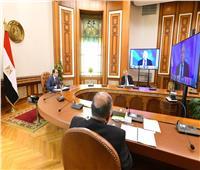 الرئيس السيسي يتلقي إتصالاً هاتفياً من رئيس وزراء باكستان