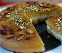 حلويات رمضان| طريقة عمل «بسبوسة محشية».. بطعم شهي ولذيذ