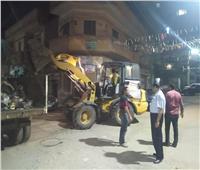 استجابة لـ«بوابة أخبار اليوم».. بالصور| رفع القمامة من شوارع طوخ بالقليوبية