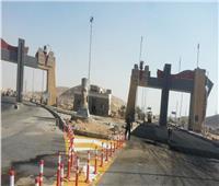 رئيس الجهاز: تنفيذ ازدواج الطريق الصحراوي الشرقي بمدينة المنيا الجديدة