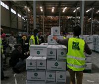 «مصر الخير» تطلق ثاني قوافل المساعدات الغذائية لمحافظات الوجة البحري