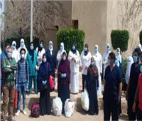 خروج ٣٢ حالة من العزل الصحي بالغربية بعد تعافيهم من «كورونا»