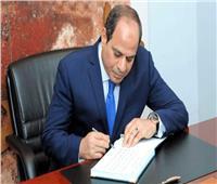 الرئيس السيسى يصدق على زيادة معاش الأجر المتغير عن العلاوات الخاصة
