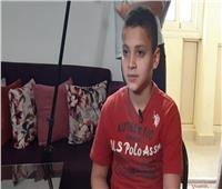 خاص| رسالة حمزة لوالده الشهيد أحمد المنسي في قبره