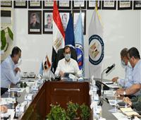 وزير البترول يترأس اجتماع اللجنة العليا للمنطقة الجغرافية البترولية بمسطرد