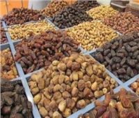 أسعار البلح في سوق العبور 18 رمضان