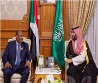 البرهان ومحمد بن سلمان يبحثان هاتفيا تطوير العلاقات السودانية السعودية