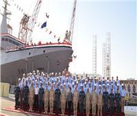تقرير| الفرقاطة الشبحية «الأقصر».. قوة ردع جديدة للبحرية المصرية