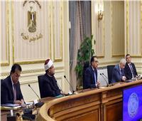 شاهد| تصريحات الوزراء بشأن امتحانات الثانوية العامة والجامعات وخطة عودة الشعائر داخل المساجد