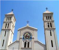 «الكاثوليكية» تحتفل بعيد ميلاد مطران الإسماعيلية
