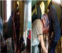 الحماية المدنية بالقاهرة تنقذ مسن احتجز داخل شقته