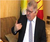 مسؤول الديمقراطى الكردستانى بالقاهرة: العراق بحاجة لتعاون جاد ضد داعش وكورونا