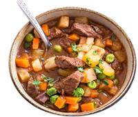 «دايت رمضان».. طريقة عمل «تورلي لحم بالخضروات»