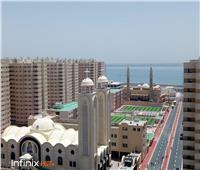 صور| «بشاير الخير 3».. هدية الرئيس لأهالي الإسكندرية قبل العيد